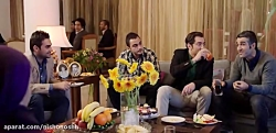 نیشخندTV- پژمان جمشیدی: دلیل اصلی طلاق چیه؟