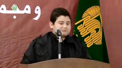 شعر خوانی محمد امین اطا...
