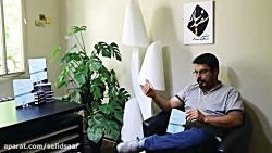 دلیل ترجمه این کتاب چه بود؟ قسمت دوم مصاحبه با حسین شیرزادی مترجم کتاب هنر پیرنگ سازی؛ نشر سفیدسار