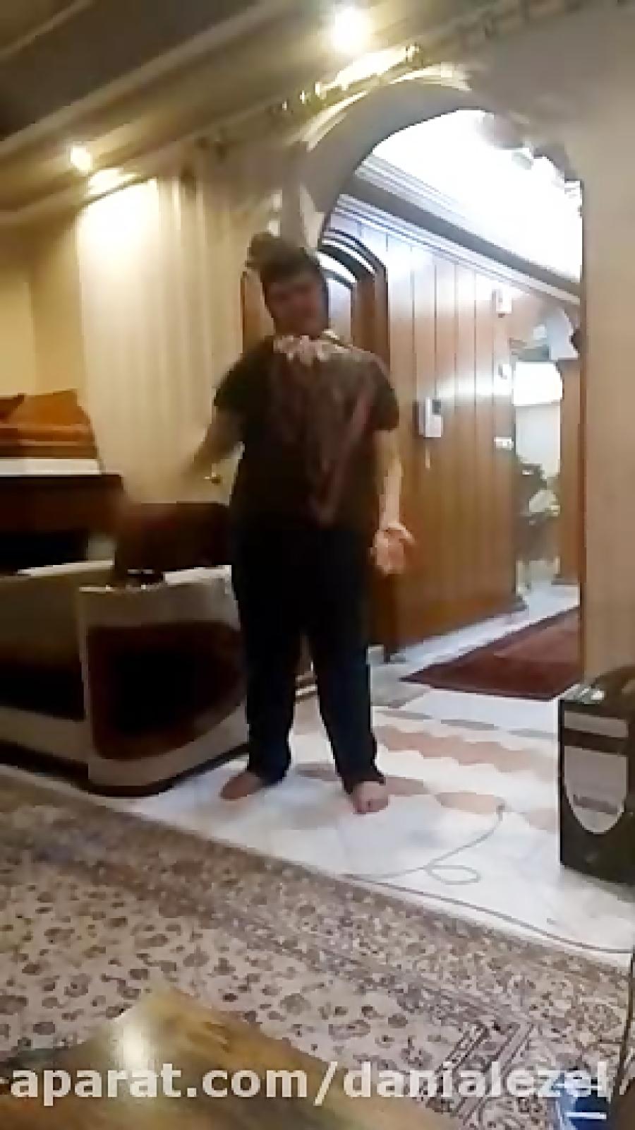 کلیپ رقص مائده