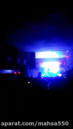 کنسرت جذاب مهران احمدی شاهزاده احساس اجرای آهنگ هیس