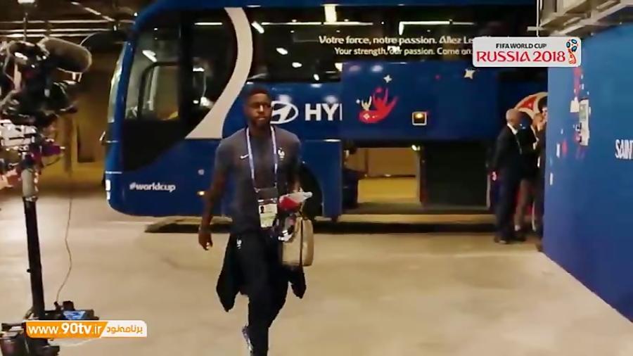 نگاهی متفاوت به بازی های مرحله نیمه نهایی جام جهانی 2018