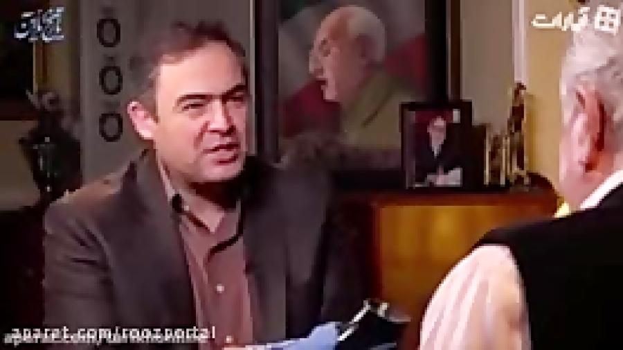 مصاحبه عباس امیر انتظام با حسین دهباشی
