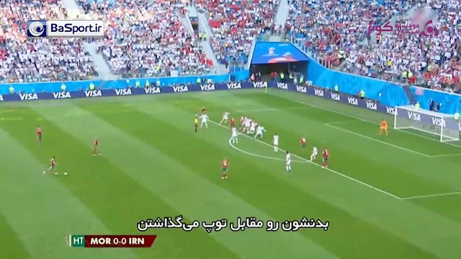 تحلیل کارشناسان خارجی از بازی های ایران در جام جهانی 2018