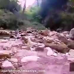 آبشار درانو جاذبه گردش...