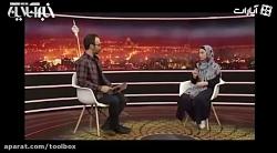 نگار مقدم: شهاب حسینی و ...