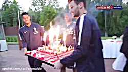 مراسم جشن تولد مربی درو...