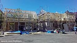 فناوری ساخت و ساز خانه ...