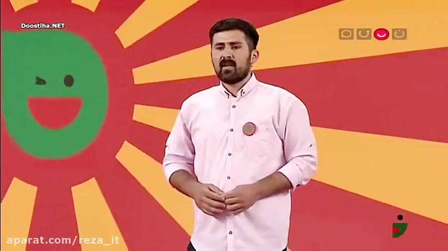 استندآپ کمدی ناصر محبی :: مسابقه خنداننده شو 2