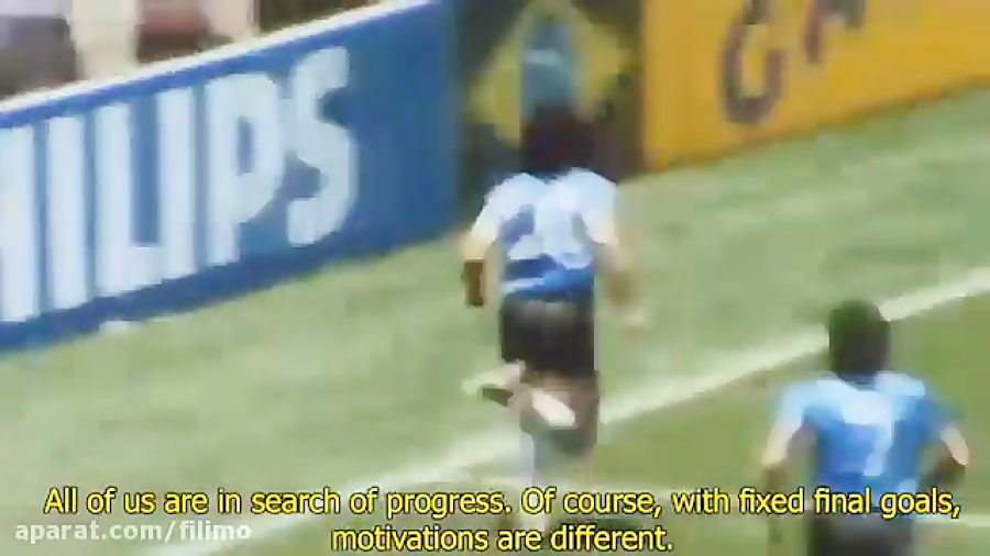 آنونس مستند «فوتبال علیه دشمن»