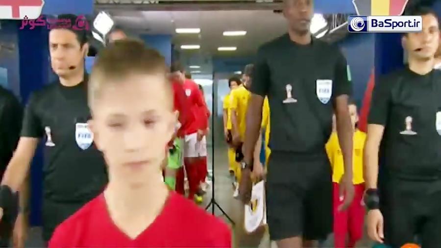 از در آمد داورها در جام جهانی تا سوژه شدن جوراب مدافع انگلیس