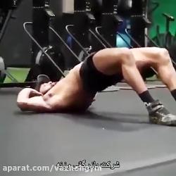 ویدیو انگیزشی ورزشی شر...