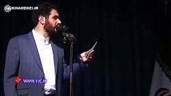 شوخی با حاج قاسم سلیمان...