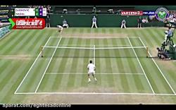 نیمه نهایی تنیس ویمبلدون