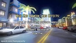 پکیج Final Lens Effects