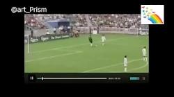 فوتبال ایران و دانمارک