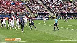 خلاصه جام جهانی HD: فران...
