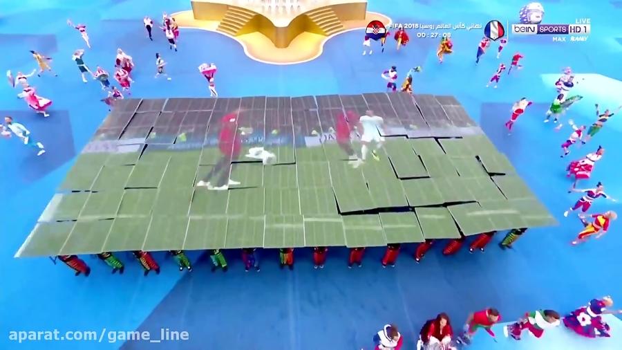 مراسم اختتامیه جام جهانی 2018 روسیه