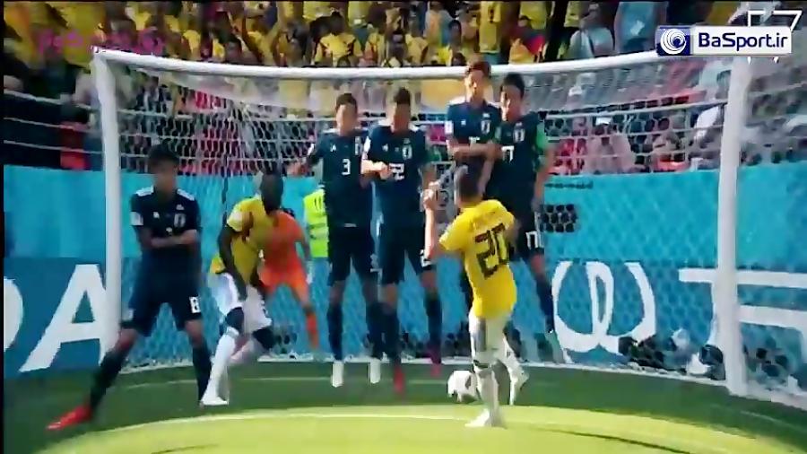 زیباترین گل های جام جهانی 2018