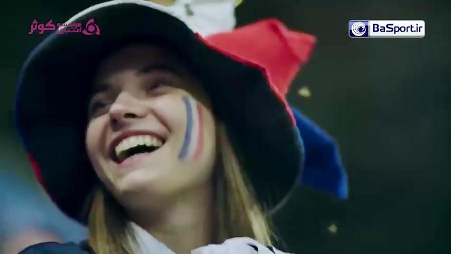 لحظات فراموش نشدنی جام جهانی 2018 روسیه