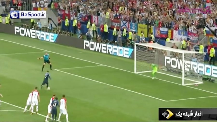 مروری بر فینال پرگل جام جهانی 2018 روسیه