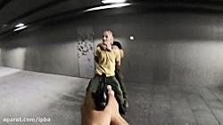 آموزش دفاع شخصی و بادیگ...