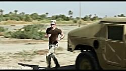 آنونس فیلم «راهپیمایی طولانی بیلی لین بین دو نیمه»