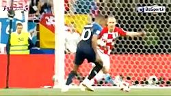 بهترین های جام جهانی 2018...