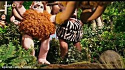 انیمیشن جنگلی ها را دوب...