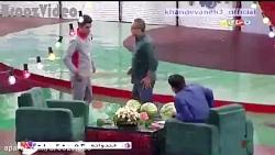 ادعای جالب احسان خواجه ...