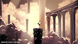 تریلر جدید بسته Gods  Glory بازی Hollow Knight