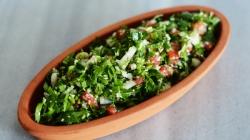 طرز تهیه سالاد تبوله اصل لبنانی بسیار خوشمزه و سالم