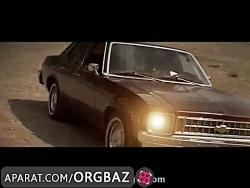 ویدیو اهنگ بسیار جالب از مجتبی فرهادی