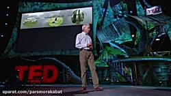 سبز کردن بیابان ها و مقابله با تغییرات آب و هوایی - TED