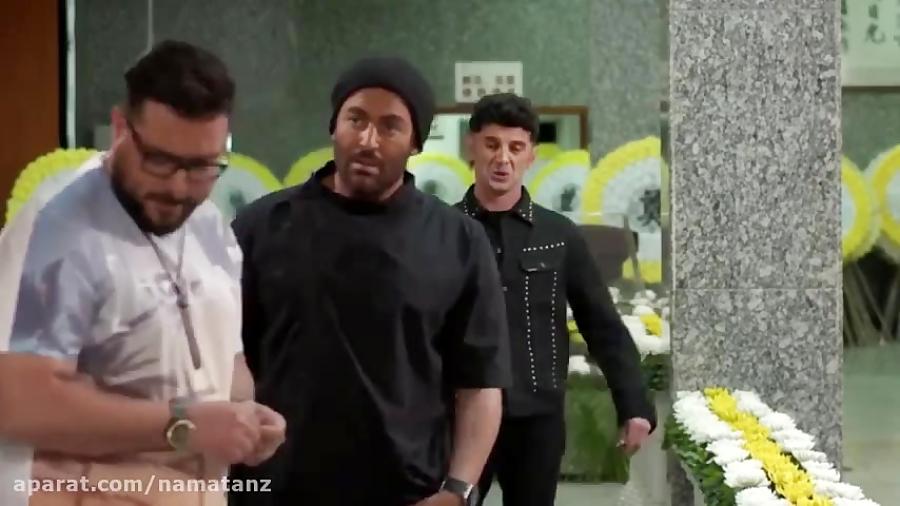 سکانس دیدنی سریال ساخت ایران 2