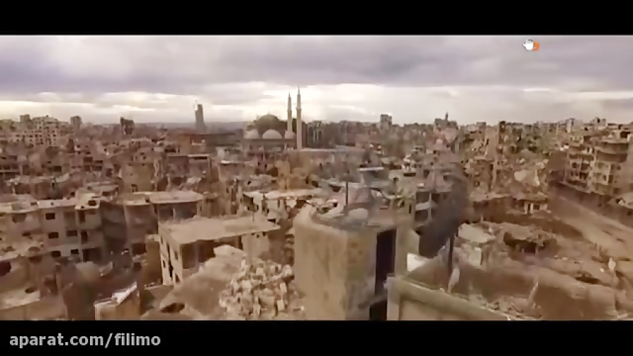 آنونس فیلم مستند «جنگ، دوربین من»