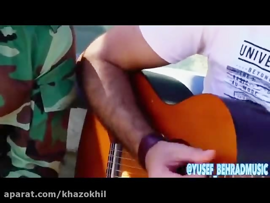 کلیپ طنز فوق العاده محمد امین کریم پور عالیه از دست ندی