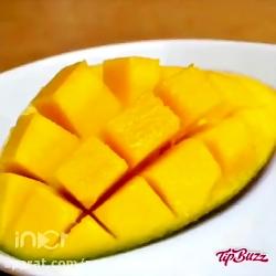 ایده بسیار جالب با میوه...