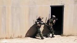 نیروهای ویژه بانوان اف...