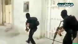 دستگیری غافل گیر کننده ...