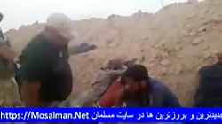 رفتار جالب داعش با اسرا...