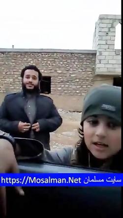 کوچکترین عضو داعش