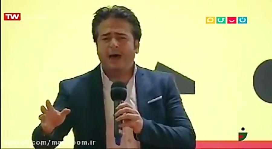 موزیک ویدئو امیر تاجیک به نام «دلم از راه پره»