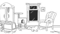 انیمیشن گربه سایمون - آ...