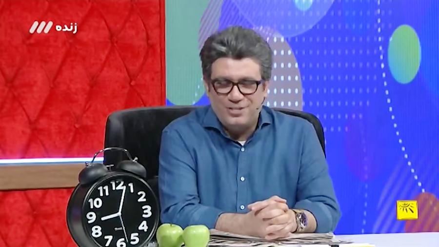 دلیل قطع ناگهانی برنامه حالا خورشید از زبان رشیدپور