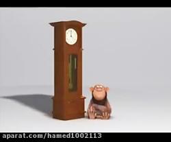 انیمیشن میمون بازیگوش