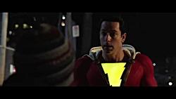 اولین تریلر رسمی منتشر شده از فیلم Shazam: