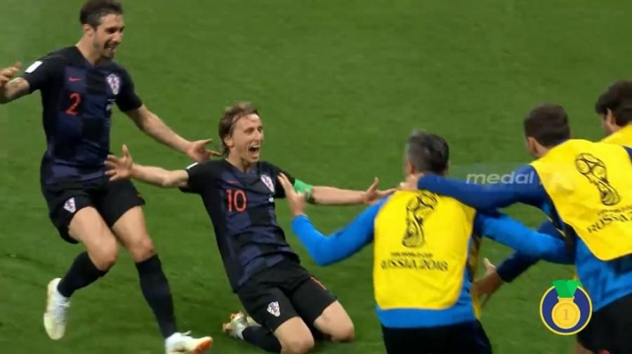 سوپر گل های جام جهانی(9) «لوکا مودریچ» به آرژانتین