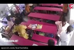 قتل دانش آموز به دست مع...