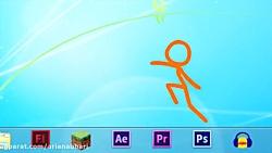 رقابت دیدنی انیمیشن با ...